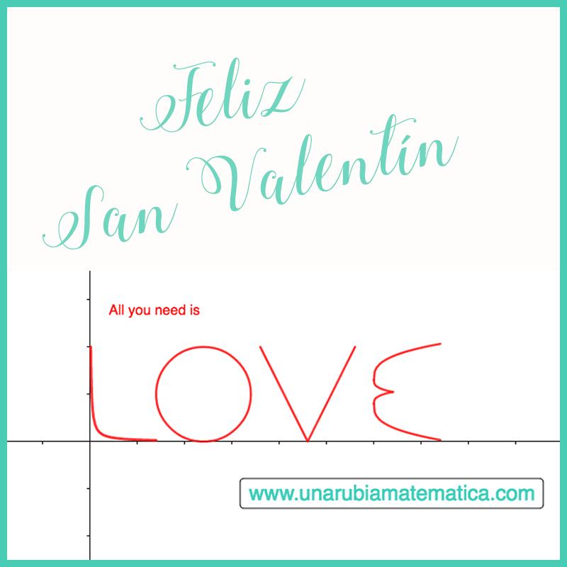 Felicitación de san Valentín formato para WhatsApp